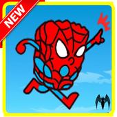 Sponge Spider Bob Jungle Run icon