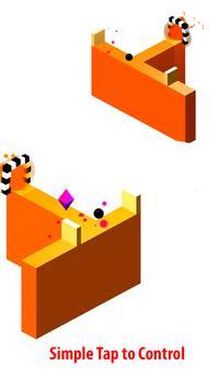 Hazy Ball Race apk screenshot