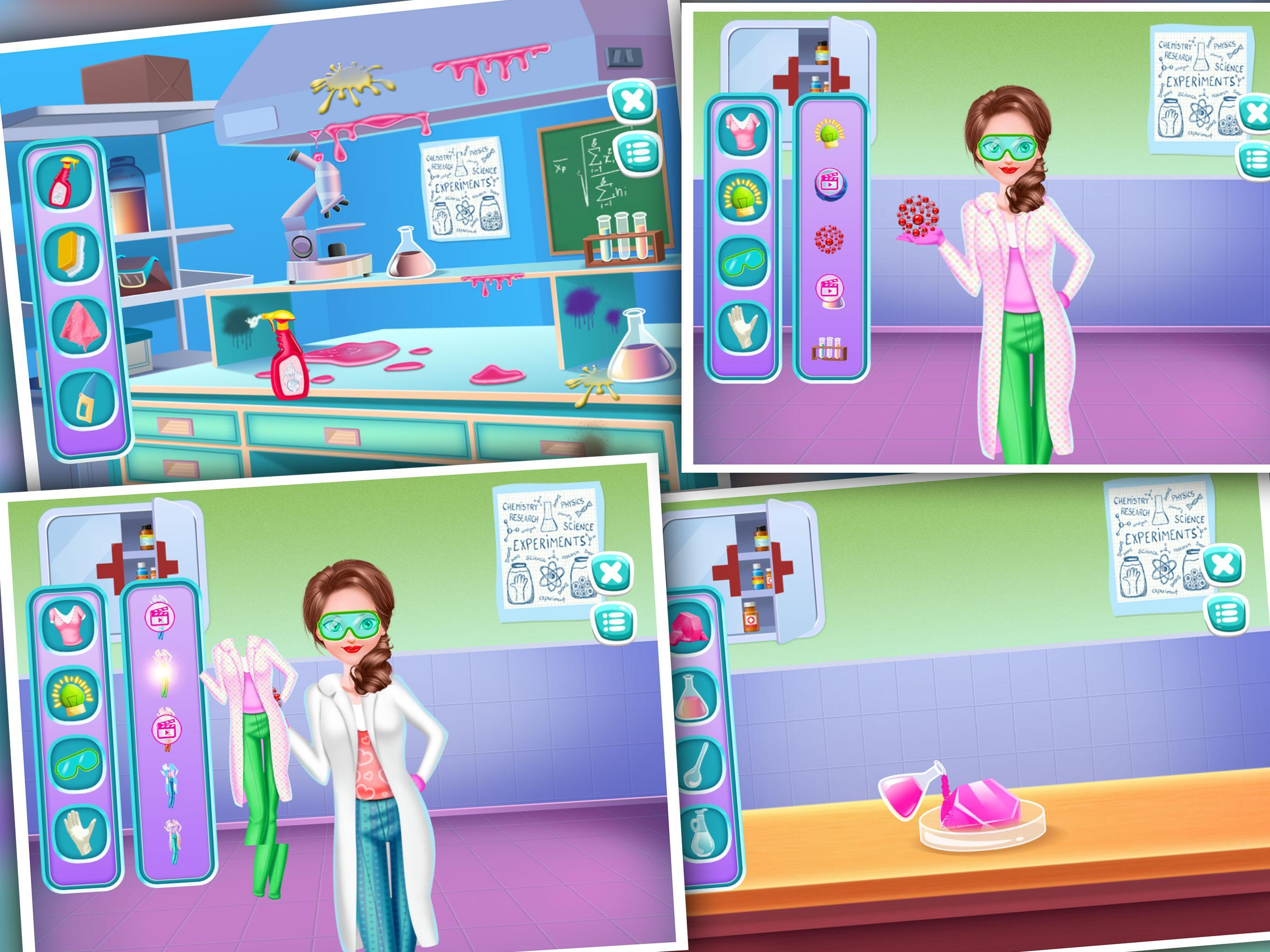 Amazing science lab experiment - fun activities for Android - APK