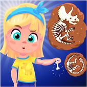 Crazy Museum Tour Clean up and Jigsaw Game icon