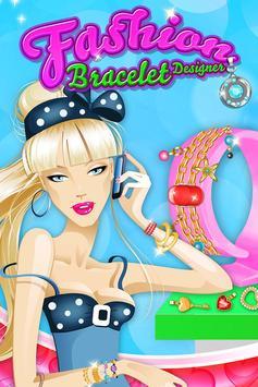 Bracelet Fashion Design poster