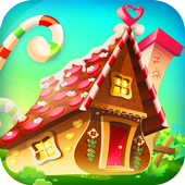 Candy House Maker icon