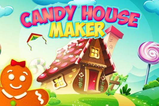 Candy House Maker poster