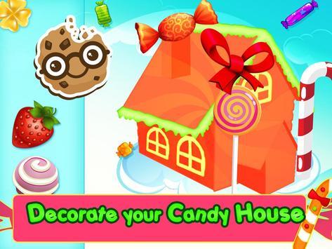 Candy House Maker screenshot 10