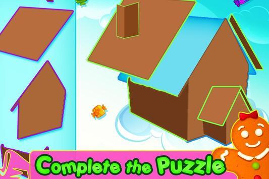Candy House Maker screenshot 1