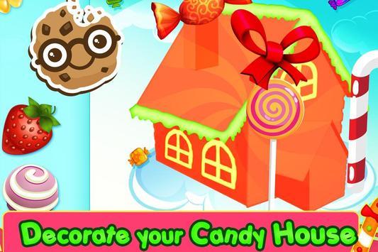 Candy House Maker screenshot 2