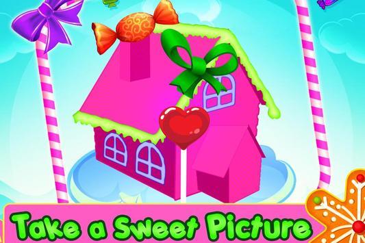 Candy House Maker screenshot 3