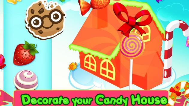 Candy House Maker screenshot 6