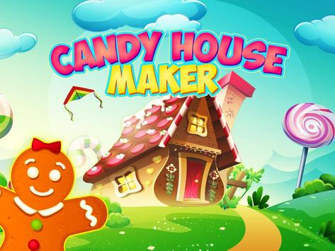 Candy House Maker screenshot 8