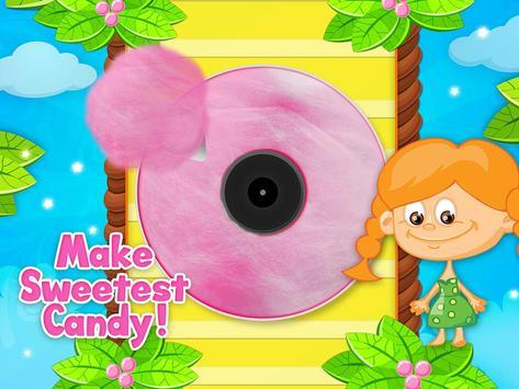 Cotton Candy Maker apk screenshot