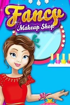 Fancy Makeup Shop poster