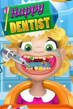 Happy Teeth - Dentist Mania poster