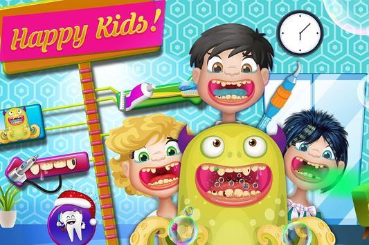 Happy Teeth - Dentist Mania apk screenshot