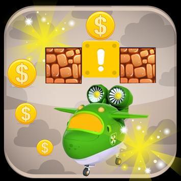 Super Green Wings Survival apk screenshot