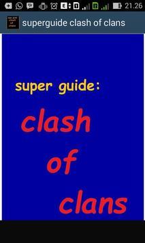 Guide : Clash of Clans apk screenshot