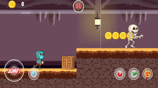 super gum zombie ball apk screenshot