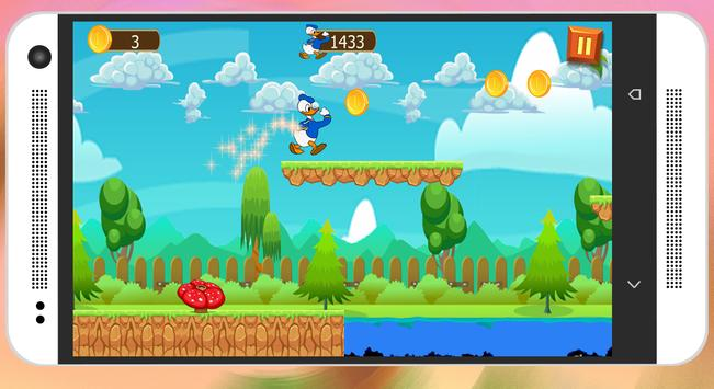Adventure Donald World screenshot 3