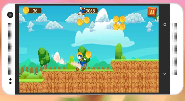 Adventure Donald World screenshot 5