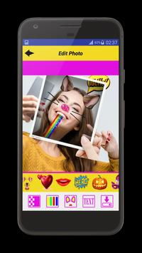Snappy Photo & Stickers apk screenshot