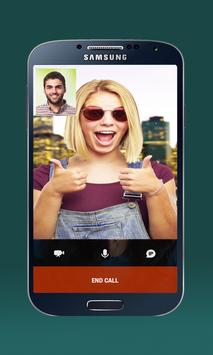 video call for whatsapp pro poster