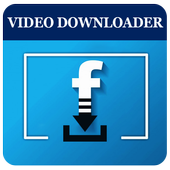 Video Download for Facebook : HD Video Downloader icon