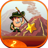 super diggy run adventure icon