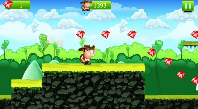 super diggy run adventure screenshot 1