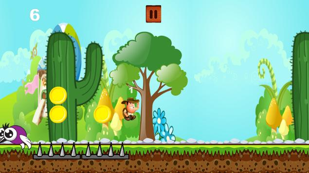 Super Diggy run adventures screenshot 11