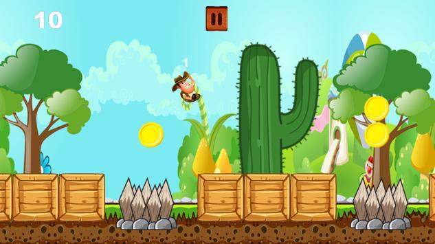 Super Diggy run adventures screenshot 4
