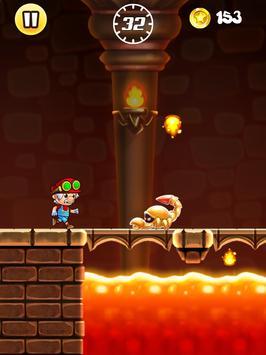 Super Marko Run Game 2016 Free apk screenshot