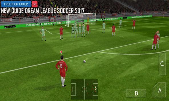 Guide Dream League Soccer 2017 screenshot 3