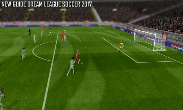 Guide Dream League Soccer 2017 screenshot 4