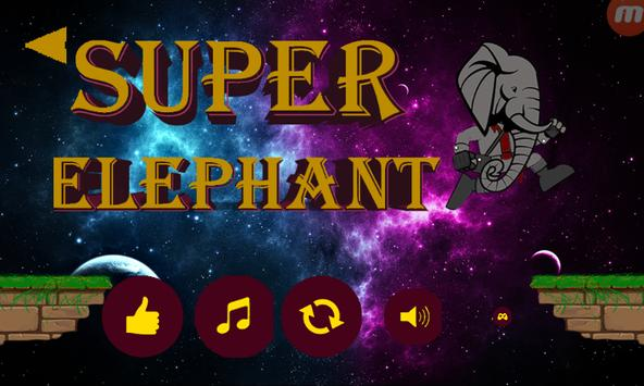 African  Elephant : Escape to Space screenshot 6