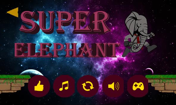 African  Elephant : Escape to Space screenshot 7
