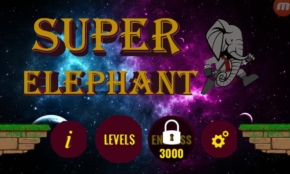 African  Elephant : Escape to Space screenshot 9