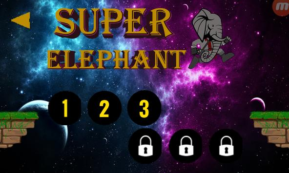 African  Elephant : Escape to Space screenshot 10