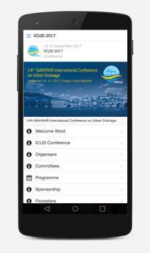 ICUD 2017 Conference apk screenshot
