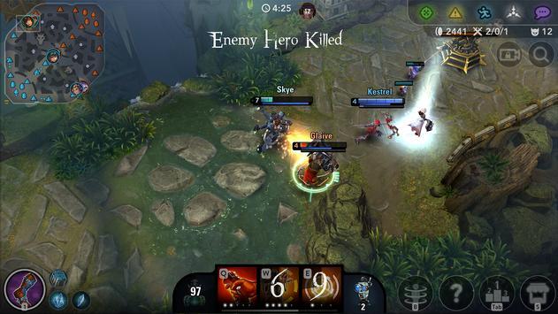 Vainglory 5V5 apk screenshot