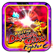 Saiyan Dragon Goku: Fighter Z icono