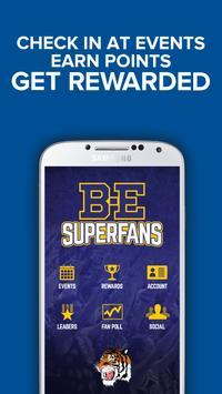 B-E Superfans poster