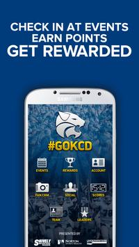 KCD Athletics poster