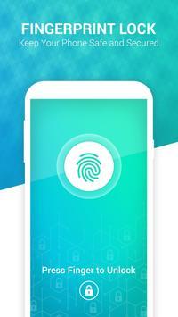 Fingerprint Applock poster