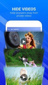 Photo & video Vault - Applock, booster screenshot 2