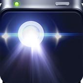 Super flashlight for Galaxy S7 icon
