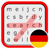 Word Search Germany icon