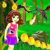 adventures Frieds Run Leqo icon
