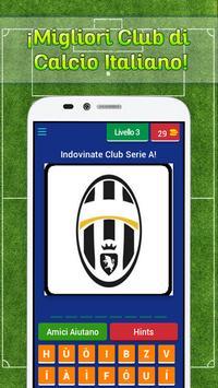 Logo Quiz ~ Calcio Italiano 🇮🇹 screenshot 1