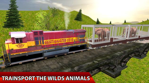 Super Fun Transport Train apk screenshot