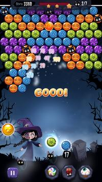 Spooky Bubbles screenshot 2