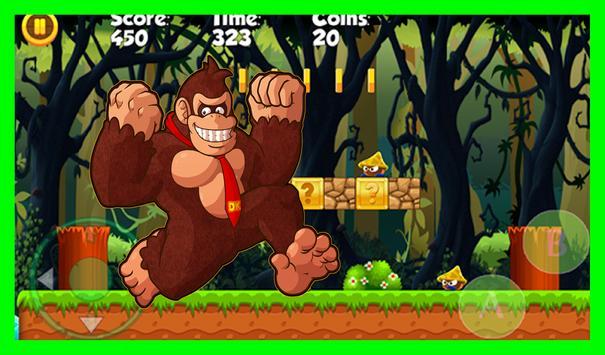 super kong: island banana monkey adventure screenshot 4